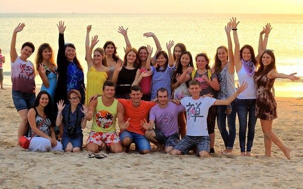 Маленькая часть из тех, кто живет сейчас на Бали благодаря РД2