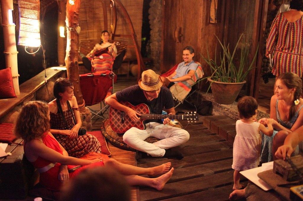 совместный отдых в Бали Даче