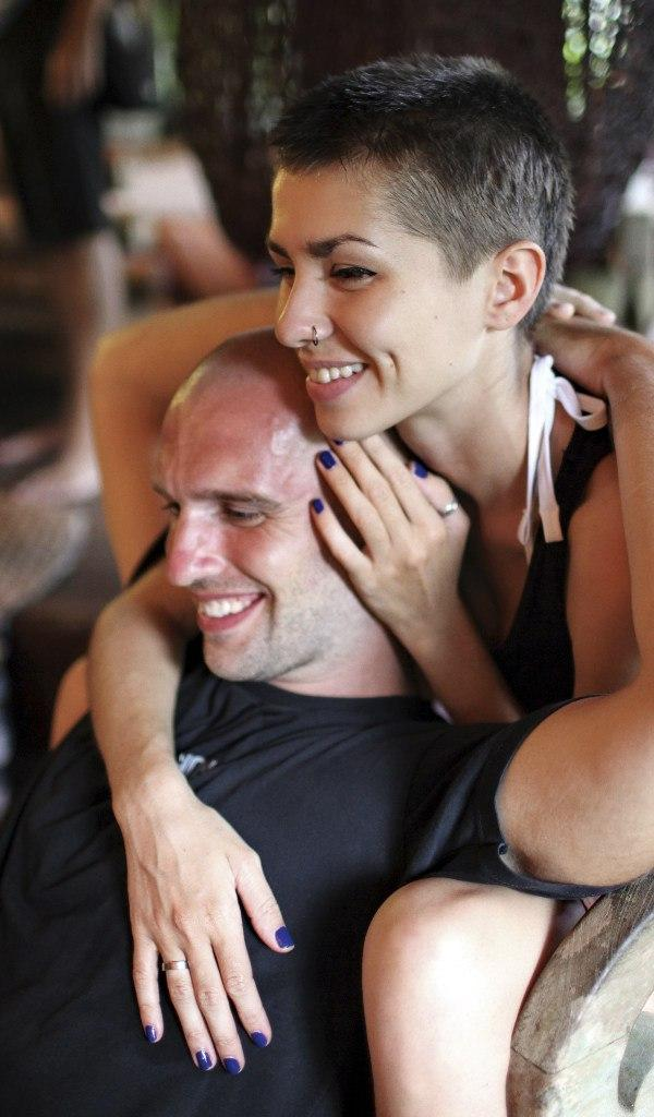 Ирина и Александр Бахилины