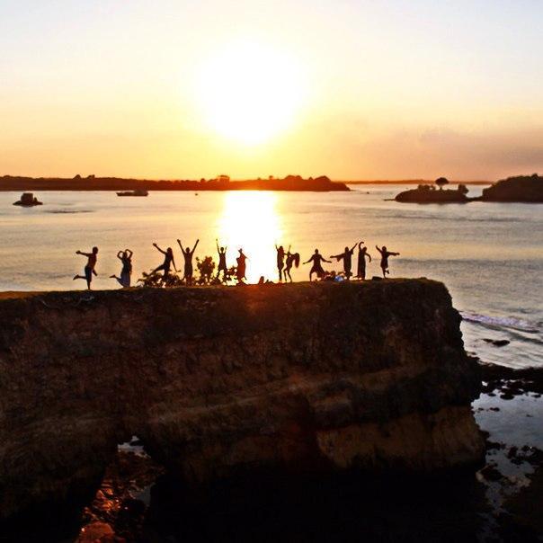 РД2 на острове Ломбок (Индонезия)