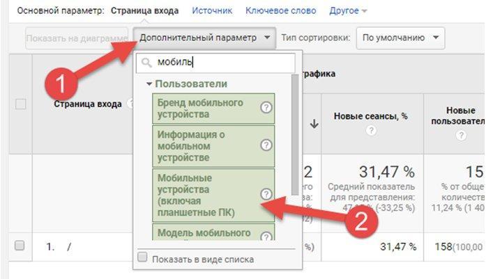 Как подготовиться к Mobile-first индексу в Google