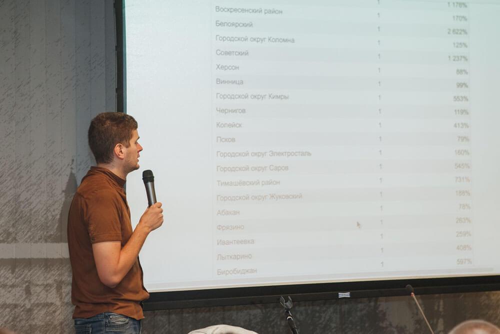 Мастер-класс Алексея Чекушина «SEO для бизнеса» в Москве - 10 ноября