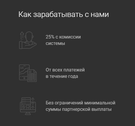 Партнерская программа Коллаборатора